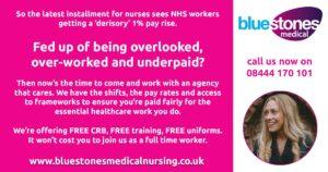 Bluestones Medical Nursing pay