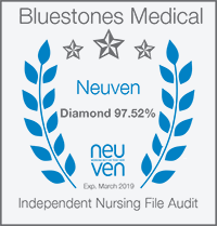 Bluestones Independent Badge