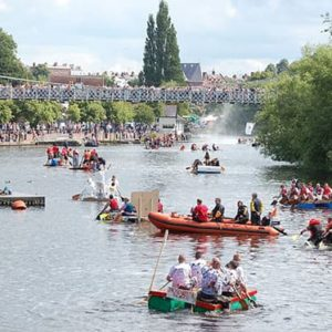 Chester Raft Race