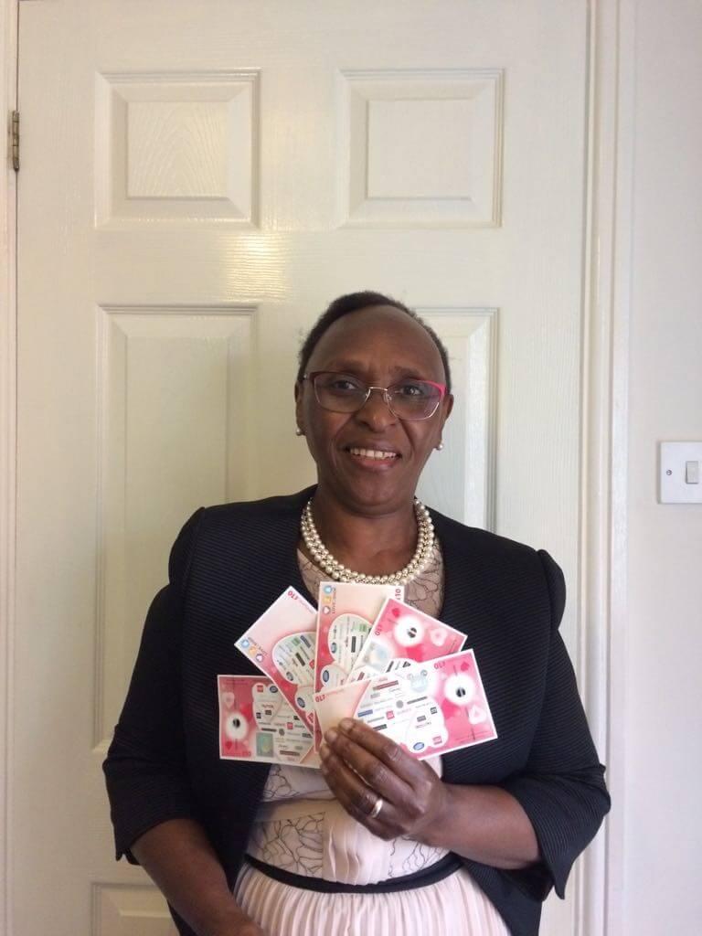 Pauline Kamau