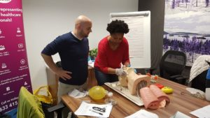 Bluestones Medical Academy training