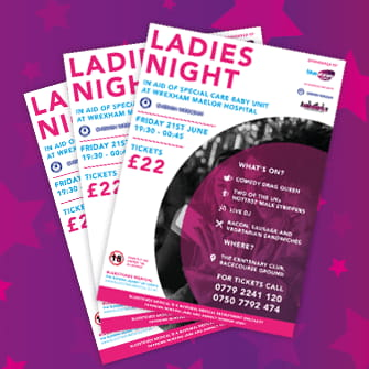 Ladies Night News
