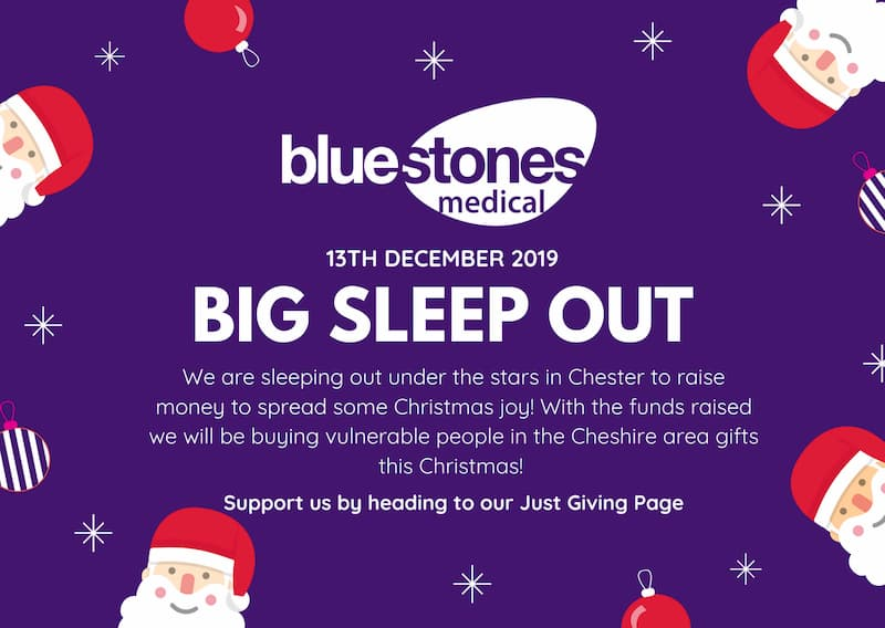 Bluestones Big Sleep Out