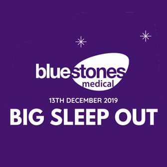 Big sleep out
