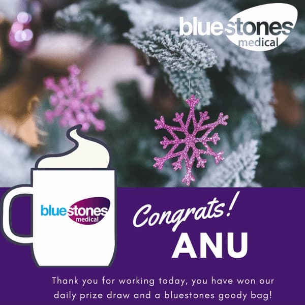 Congratulations to Anu