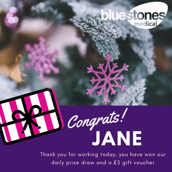Congratulations to Jane