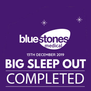 Big Sleep Out 2019 completed