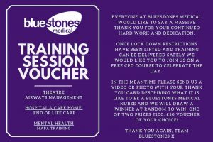 Bluestones Medical voucher