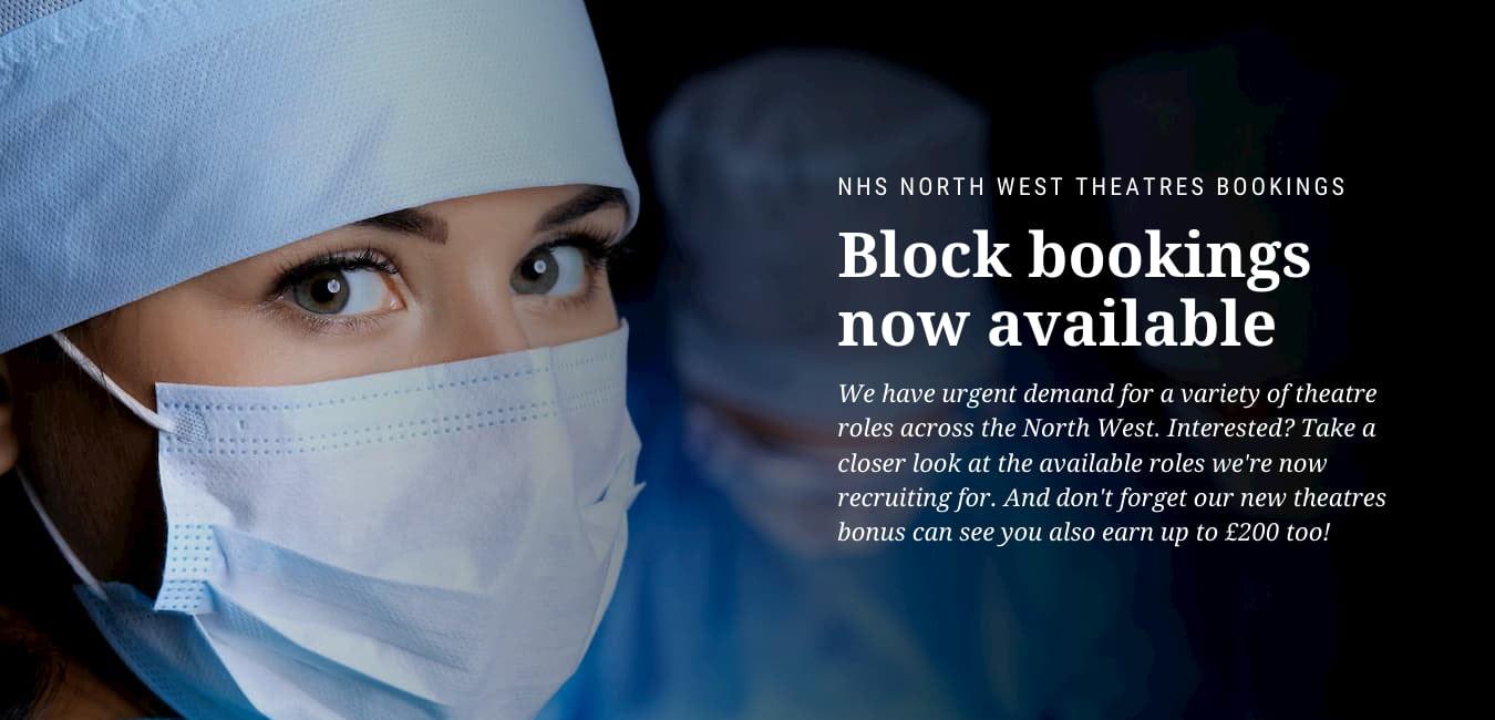 Medical - theatres campaign
