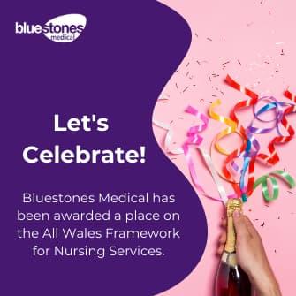 Bluestones Medical Awarded Place On All Wales Framework