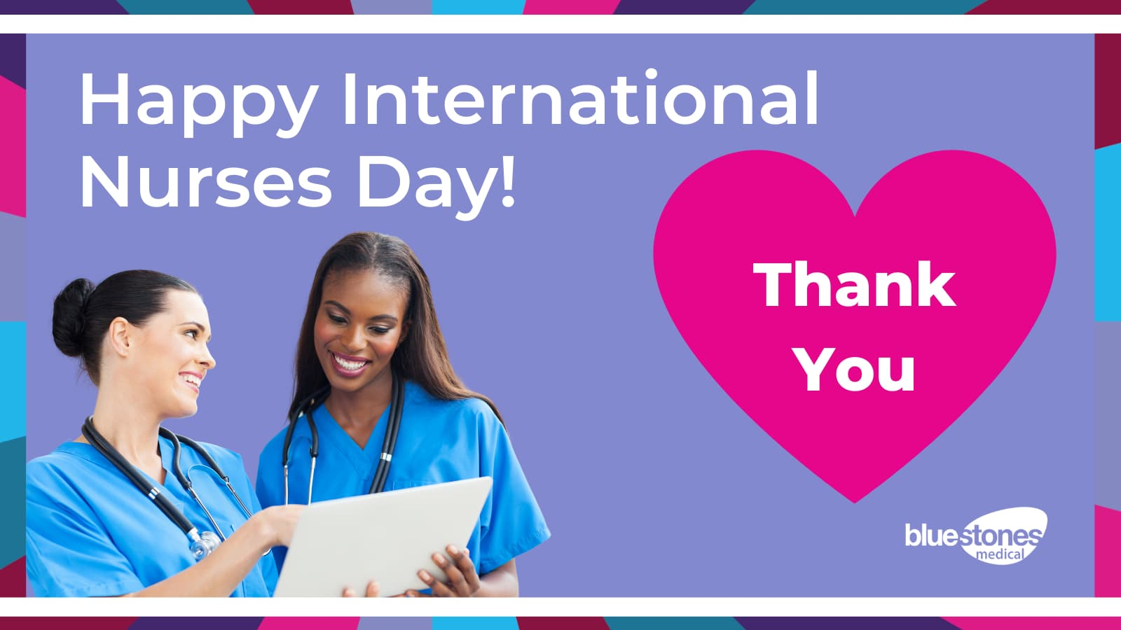 Celebrating International Nurses Day