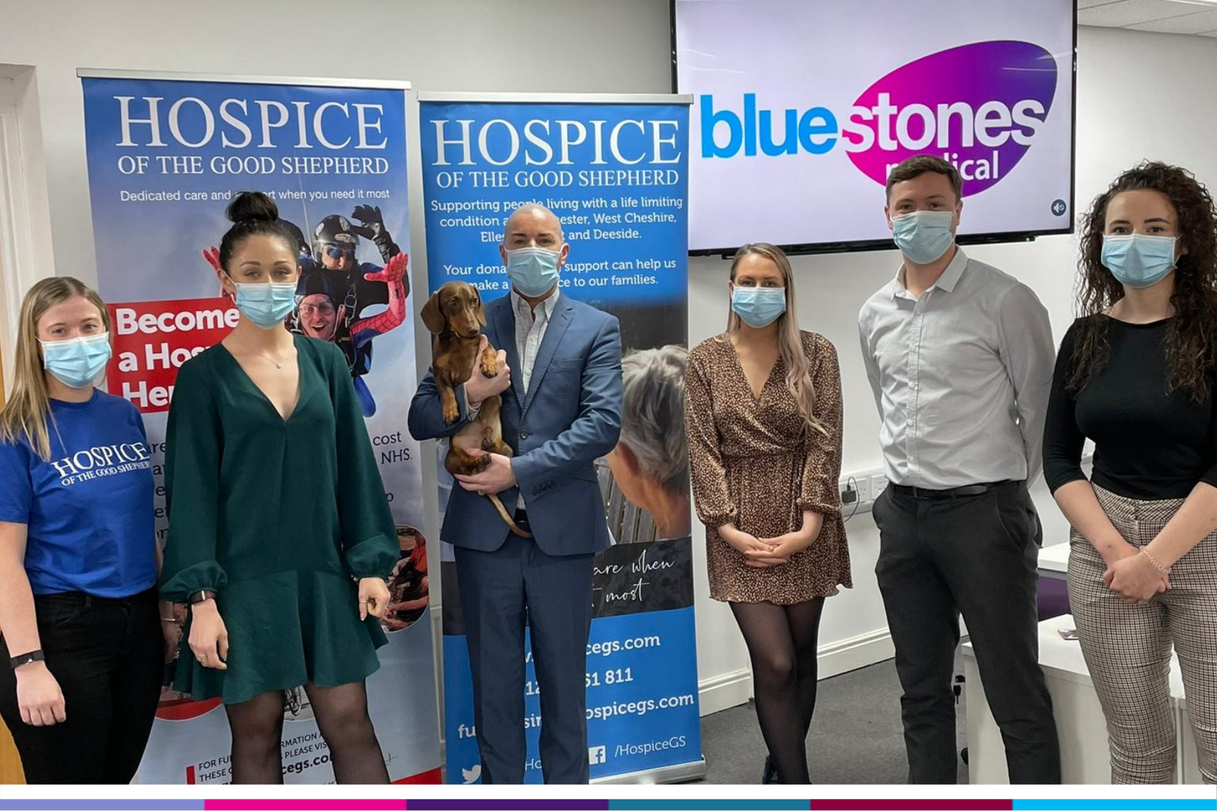 BSM - supports - hospice